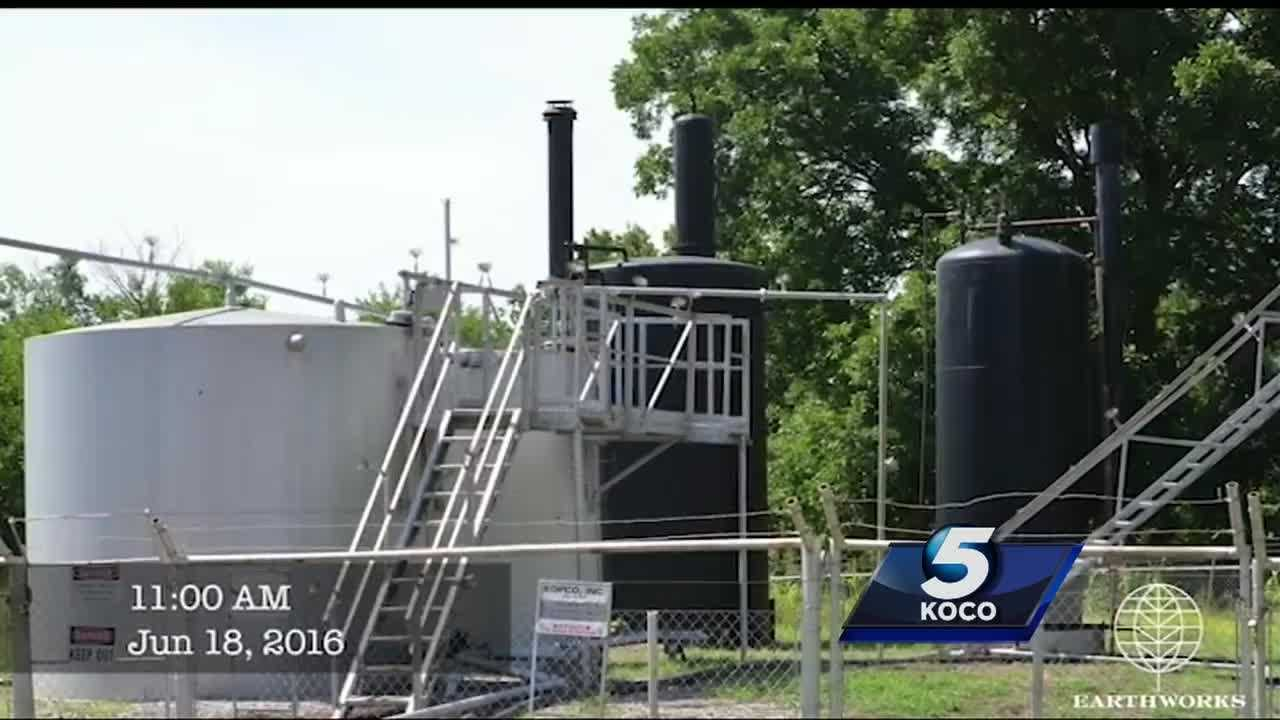 A Payne County group is concerned about gasses being released from fracking sites in Oklahoma.