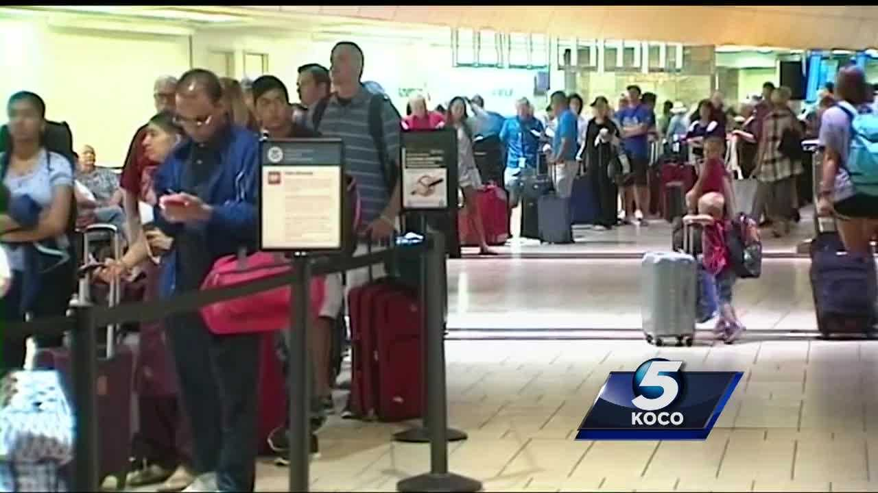 It's been a rough 24 hours for Southwest Airlines travelers. A day after a computer glitch, passengers are still fighting to get on their way. Some of them have been stranded at Will Rogers World Airport.