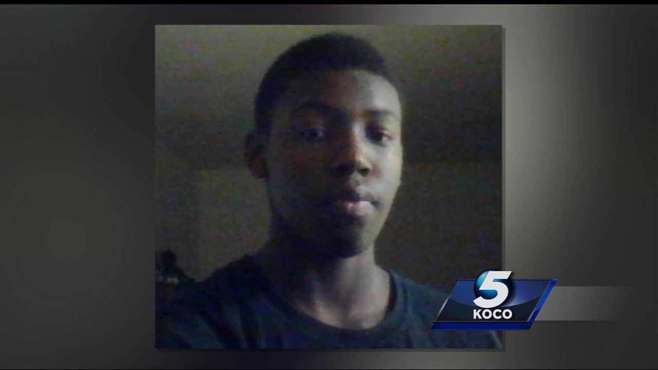 An Oklahoma City teen was shot and killed after answering the front door. The boy was a junior in high school. It happened near Hefner and the Broadway Extension.