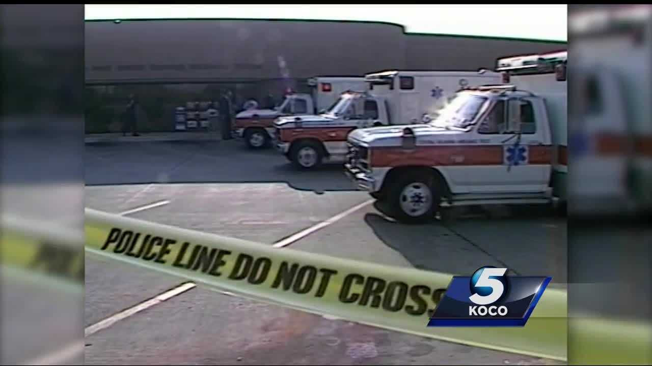 A mail carrier is reliving a dark day in Oklahoma. Thirty years ago this weekend, the Edmond Post Office massacre happened.