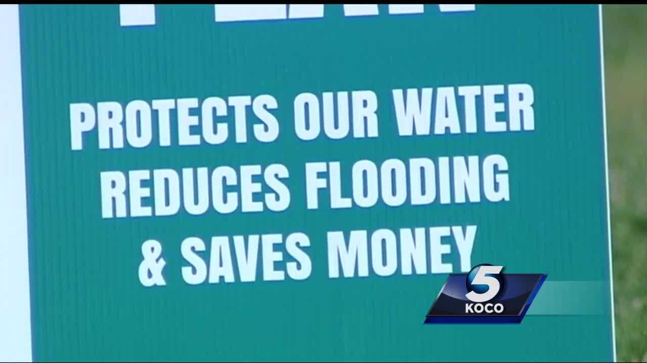 A fight is shaping up over stormwater fees. Norman residents will vote on whether or not to pay for it. The city said it's needed to help prevent flooding and improve water. But some say the cost is too high.
