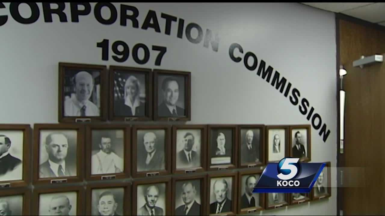 Members of the Oklahoma Corporation Commission met Monday to discuss a 27-year-old dispute involving a bribed vote. The bribe allowed income taxes to be returned to the Southwestern Bell network instead of its customers.