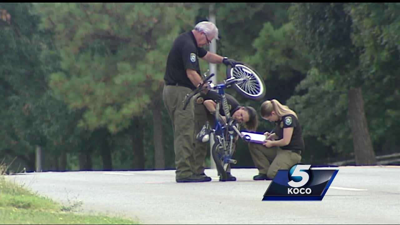 A metro boy was hit by a car Saturday while he was riding his bike home from a Midwest City park. He was taken to an area hospital after being seriously injured, police said.