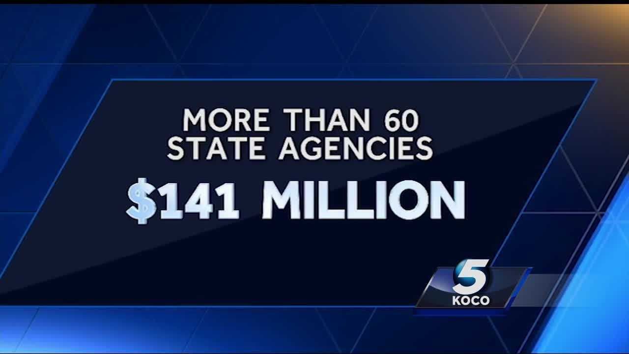 Millions of dollars in a budget surplus are being given back to state agencies. The agencies were over cut during the state's budget problem KOCO's Crystal Price has more on how the decision will impact the agencies.