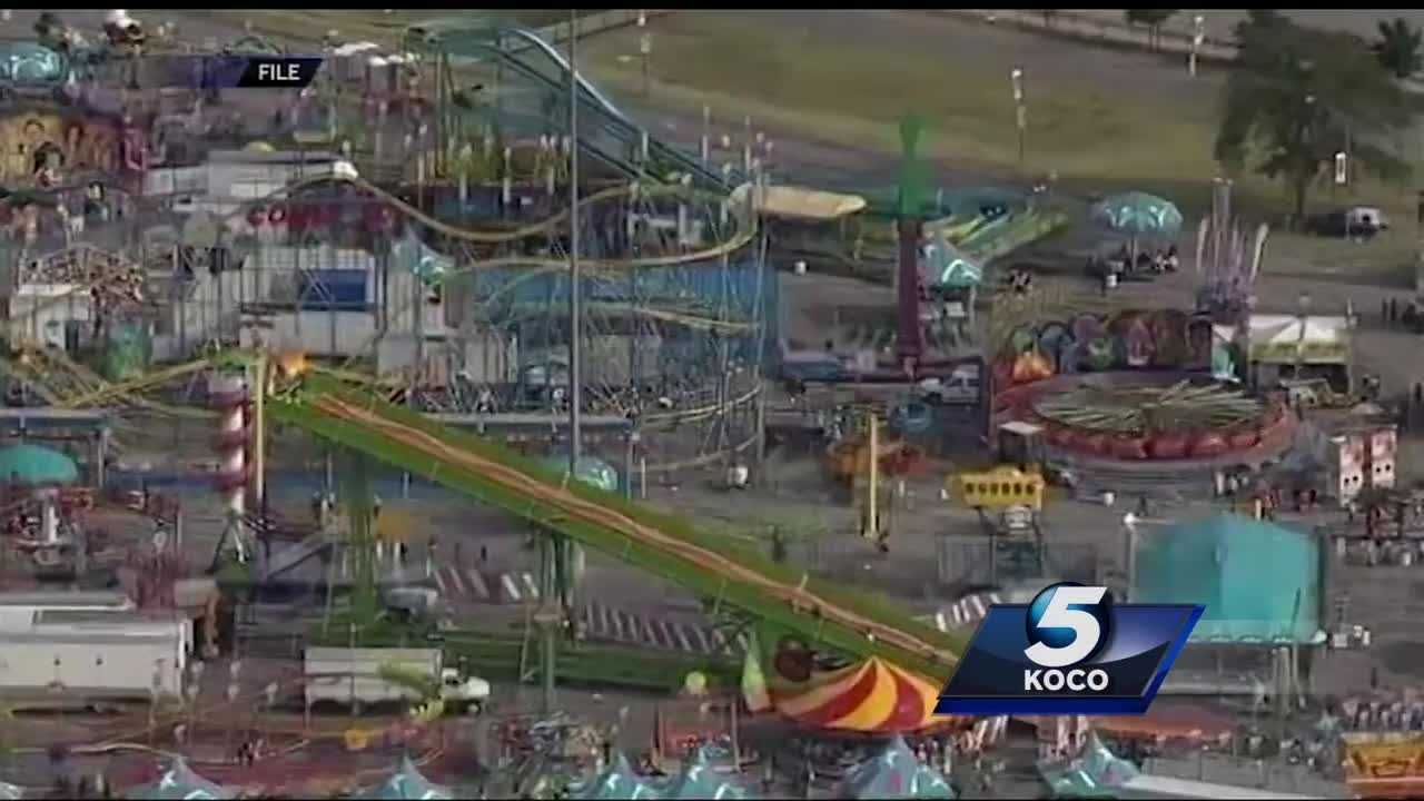 Oklahoma Labor Commissioner Melissa Houston talks about the safety precautions being taken for the rides at the upcoming Oklahoma State Fair and what parents should look for at the State Fair to make sure all rides have been inspected.