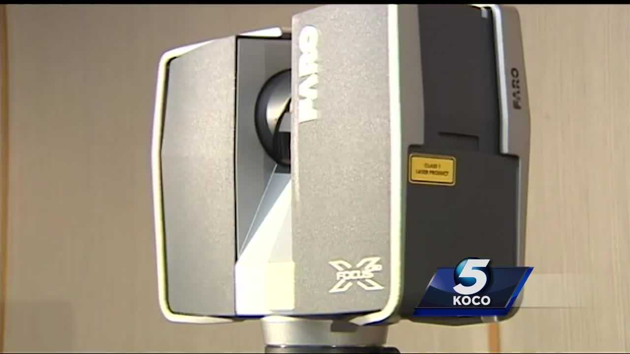 The Oklahoma State Bureau of Investigation has unveiled new 3-dimensional technology that will help agents solve crimes quicker.
