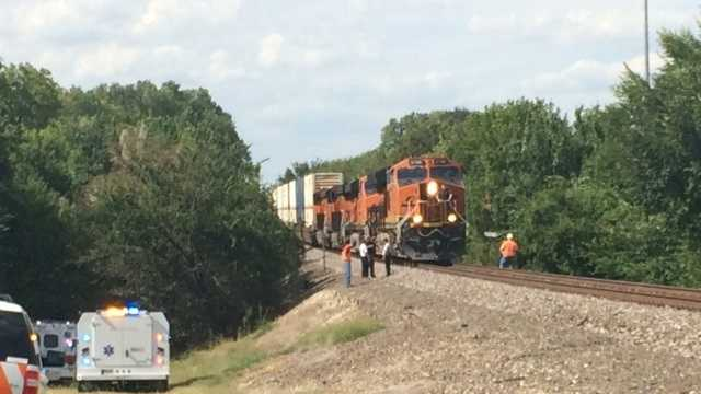 Deadly Norman train accident