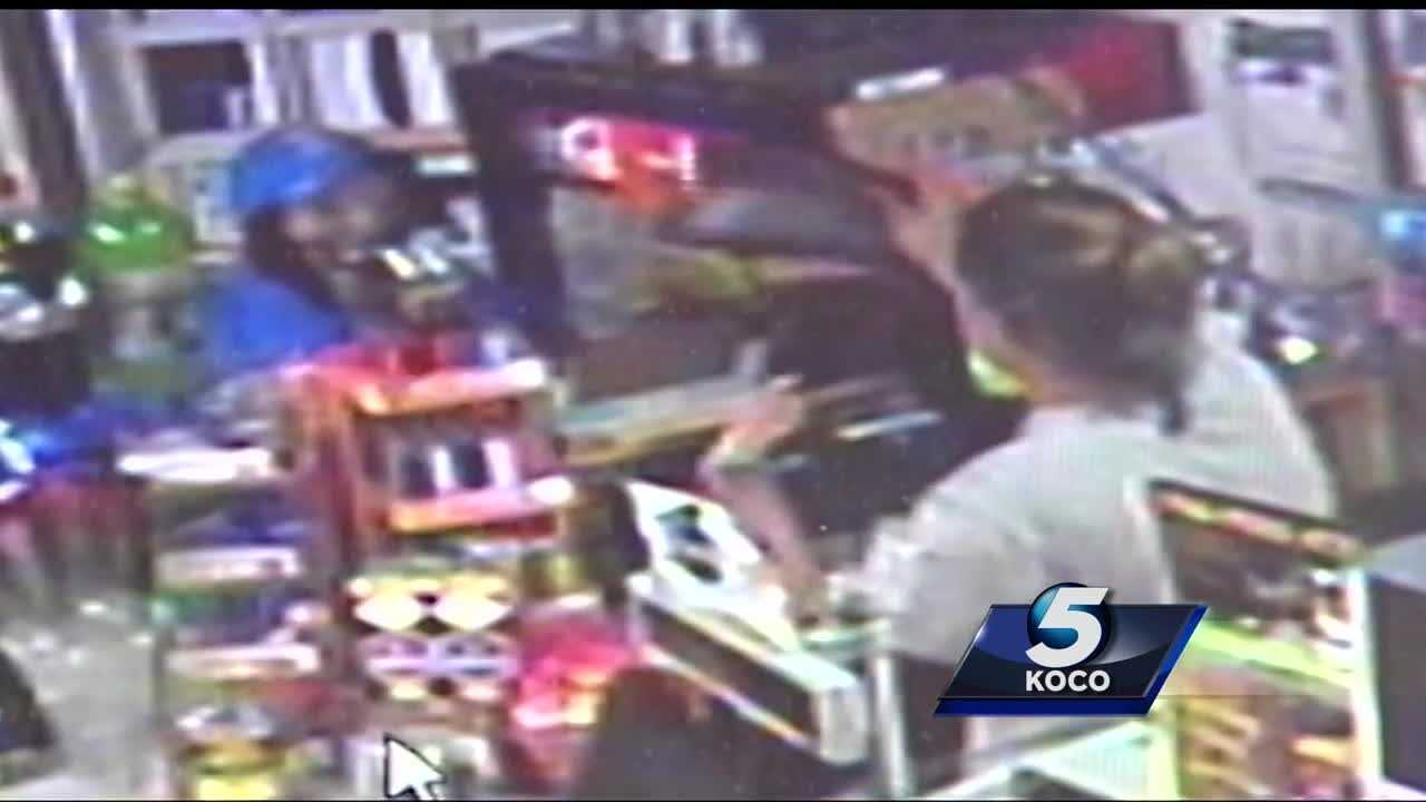 Logan County officials are investigating whether a clerk at a grocery store may have been involved in a recent robbery.