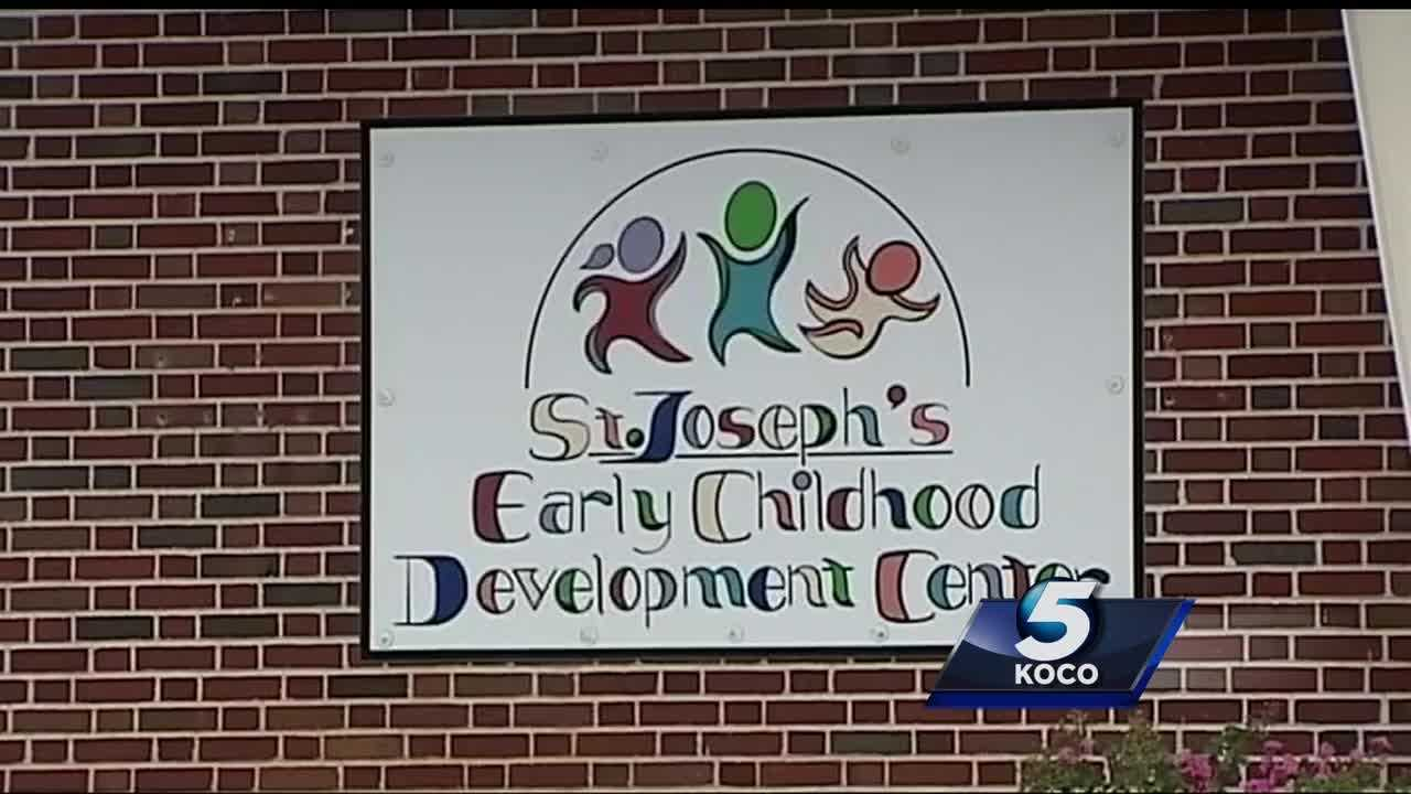 Norman parents say that they are scrambling to find a place to send their children after hearing that a Catholic child care center is closing.
