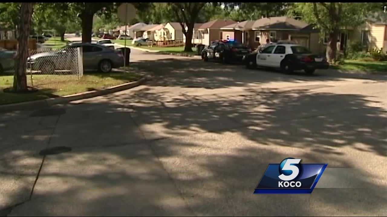 A food delivery car was stolen in the middle of a delivery in northwest Oklahoma City. Only on 5: The victim talked to KOCO's Jonathan Cooper.