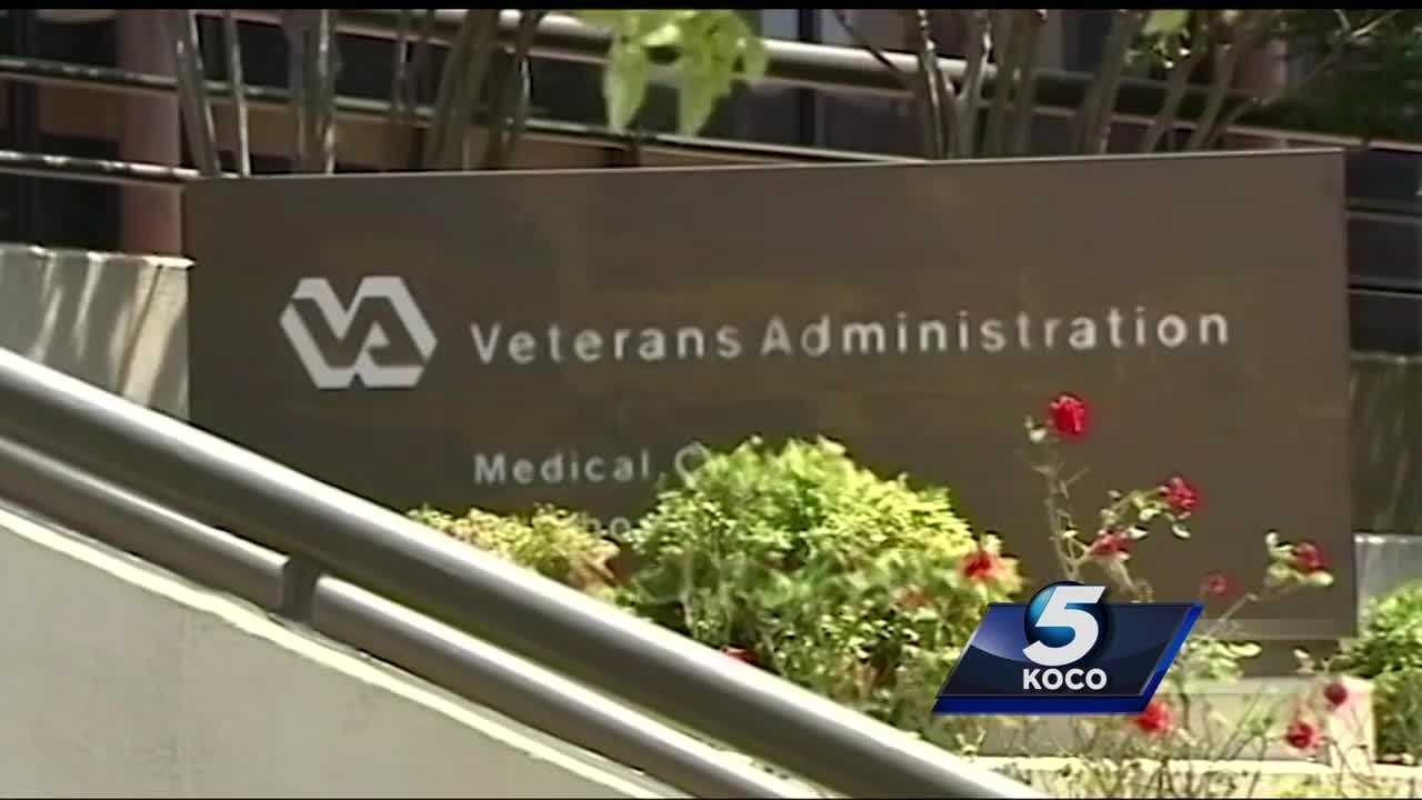 Metro veterans spoke out during a town hall meeting Wednesday at the Oklahoma City VA Medical Center.