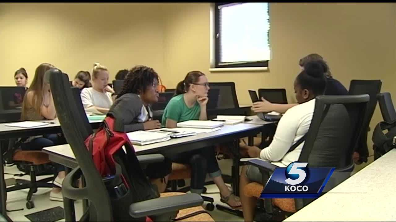 Officials at the University of Central Oklahoma say the state's teacher shortage might not improve anytime soon considering fewer students are deciding to major in education.