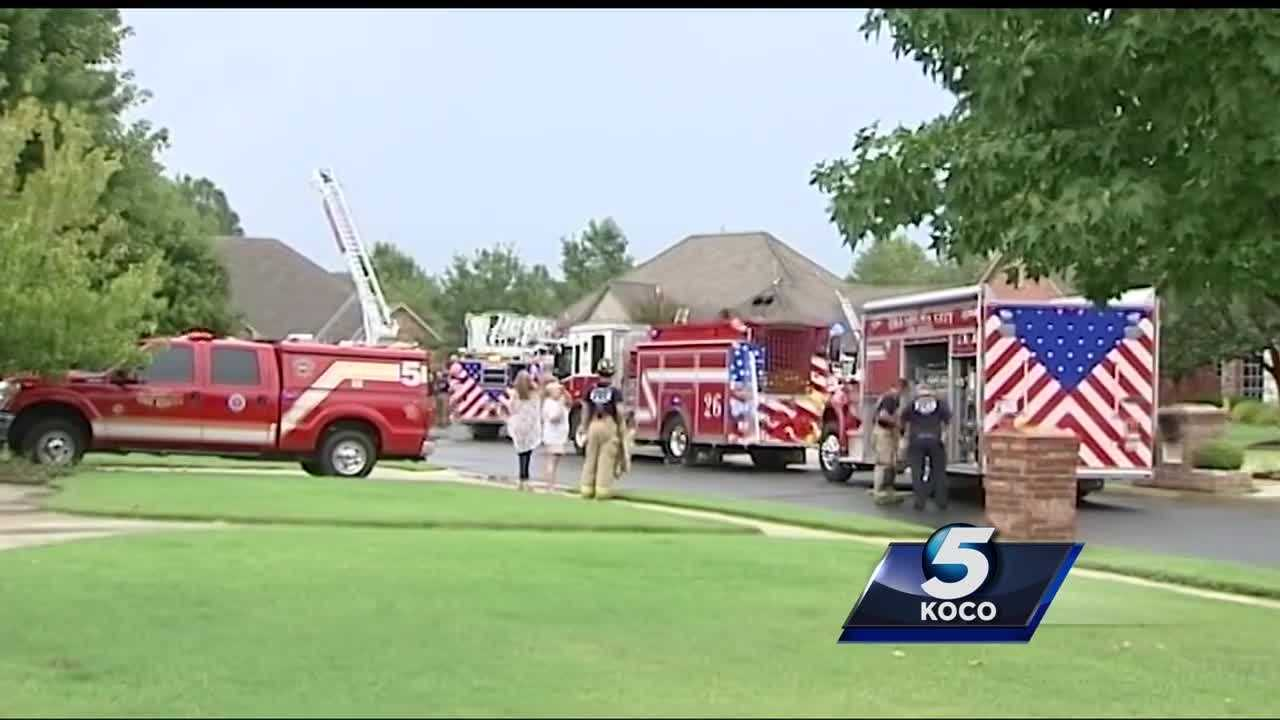 The City of Oklahoma City officials say the sales tax is down about 4 percent from last year, meaning more than $1 million will be cut from both the fire and police departments' budgets.