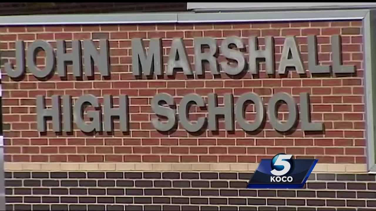 A JROTC instructor was arrested Friday at John Marshall Mid-High School after an allegation of sexual battery. A former student said the allegations do not sound like something he would do. KOCO 5 has chosen not to release his name or picture because charges have not been filed.
