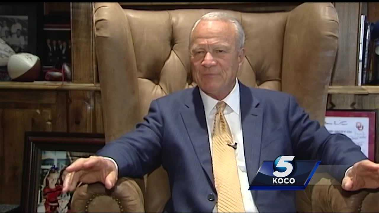 Oklahoma Sports Hall of Famer Barry Switzer spoke with KOCO 5 about why he is in opposition with the proposed Right-to-Farm bill. Switzer is one of several people scheduled to speak at an event Tuesday.
