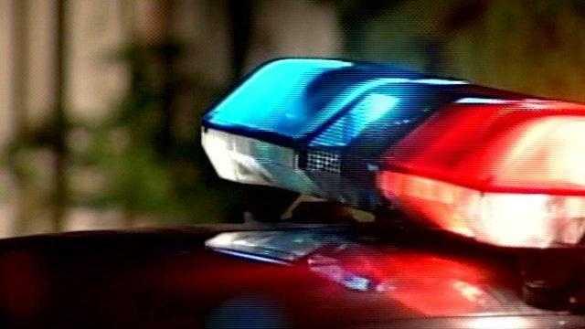 Police cruiser lights generic