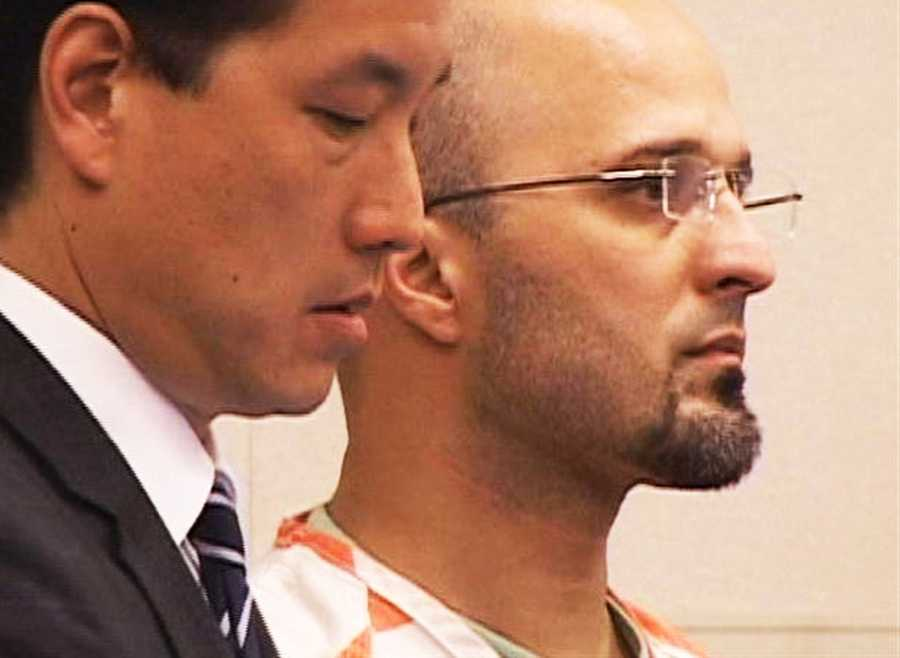 Gilbert Olivares, 34, of Salinas, worked as a drug and alcohol abuse counselor at Salinas High School for five years.