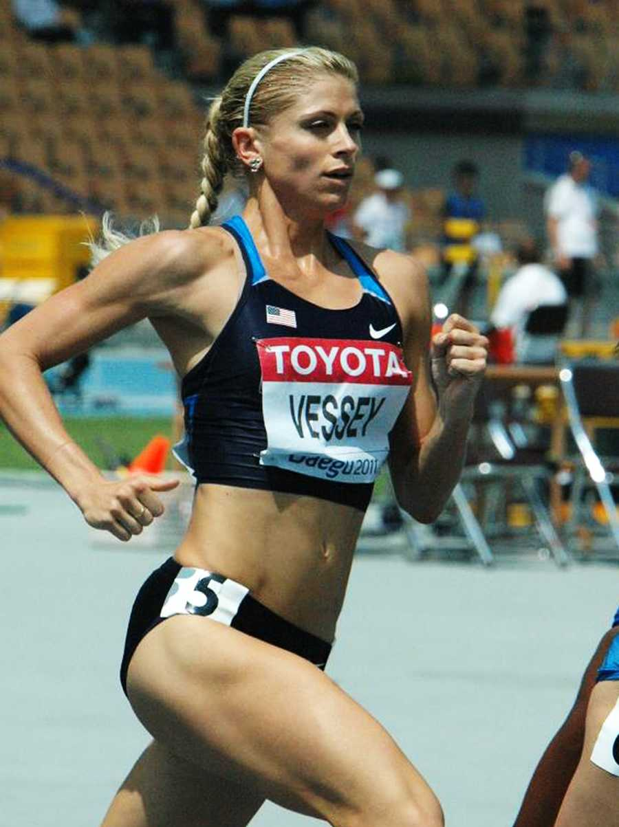Vessey is the only athlete who currently lives on the Central Coast that is expected to competed in the 2012 Summer Olympics.