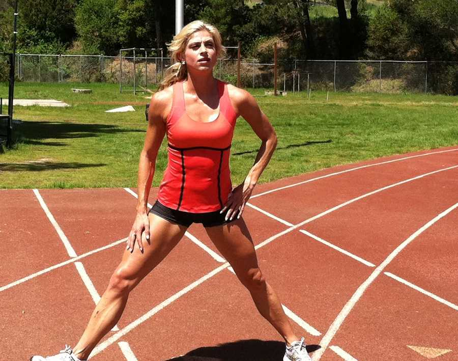 Vessey suffered injuries that kept her off the track from 2005-2008. The Soquel High School graduate has since bounced back and landed a sponsorship with New Balance.