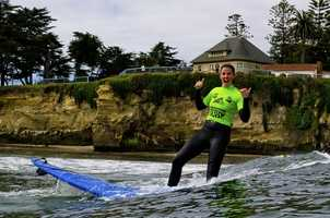 Eight American soldiers wounded from insurgent gunfire and bomb attacks are in Santa Cruz this week. Despite losing limbs and suffering other traumatic injuries, they're inspired to live life to the fullest, and one local event, Operation Surf Santa Cruz, accomplishes that mission.