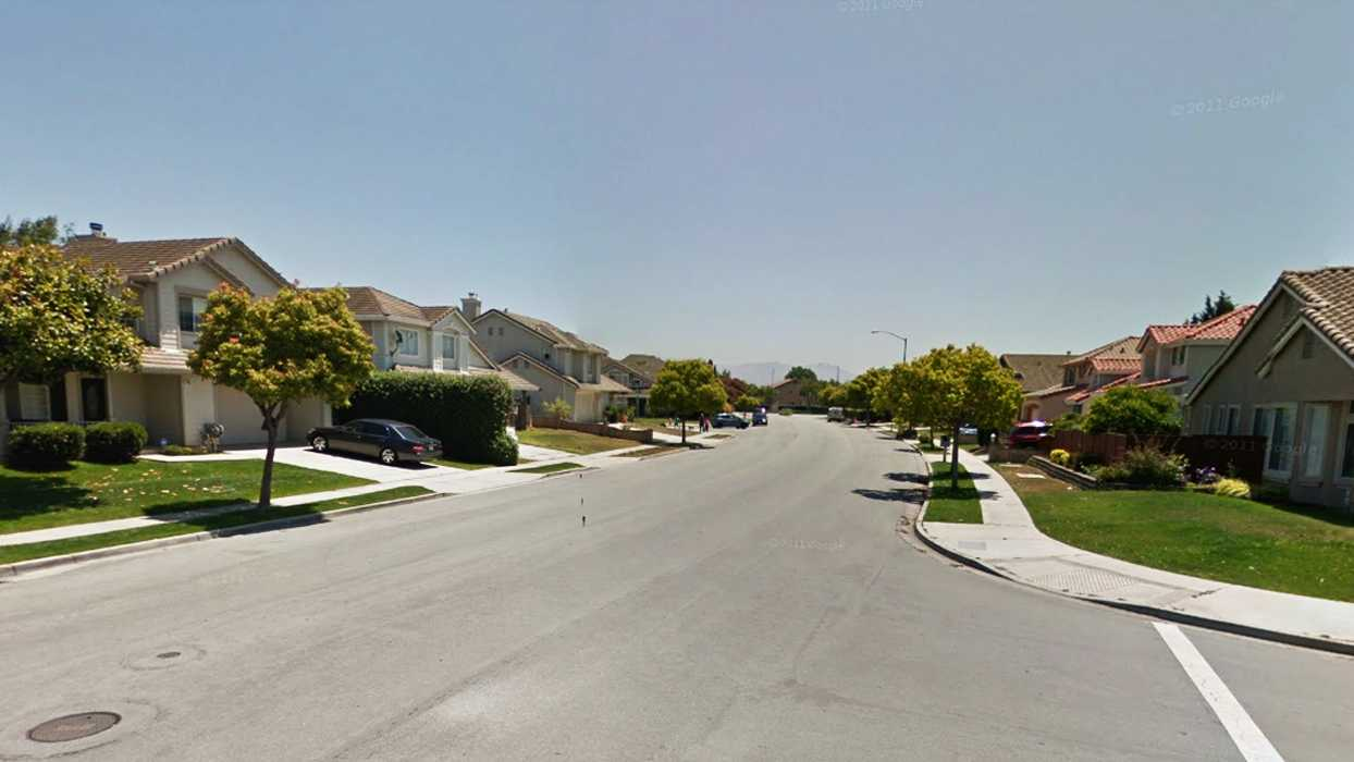 The1900 block of Princeton Court in Salinas is seen.