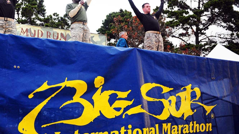 Big Sur International Marathon 2012