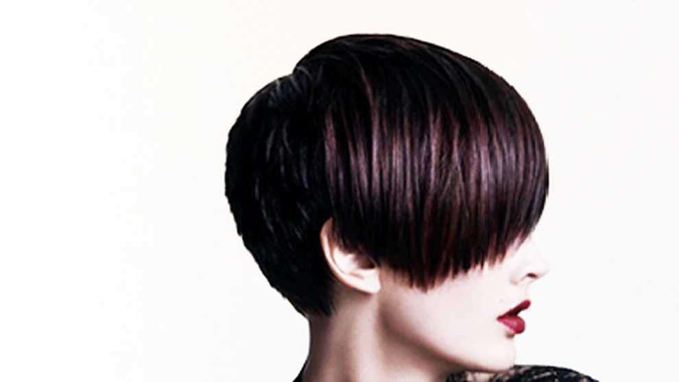 AVidal Sassoon hair design is seen on sassoon.com.