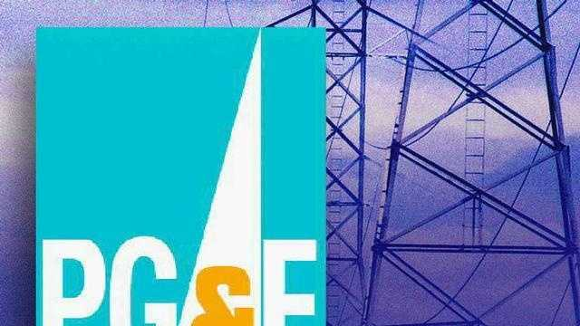 Pacific Gas and Electric PG&E logo generic file - 15308194