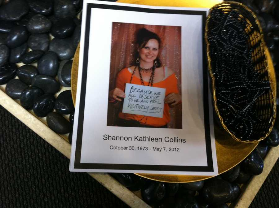 On a sunny May 7, 2012 morning, Shannon Collins was walking down the 300 block of Broadway in Santa Cruz to get to a hair salon appointment when a homeless man lunged at her.