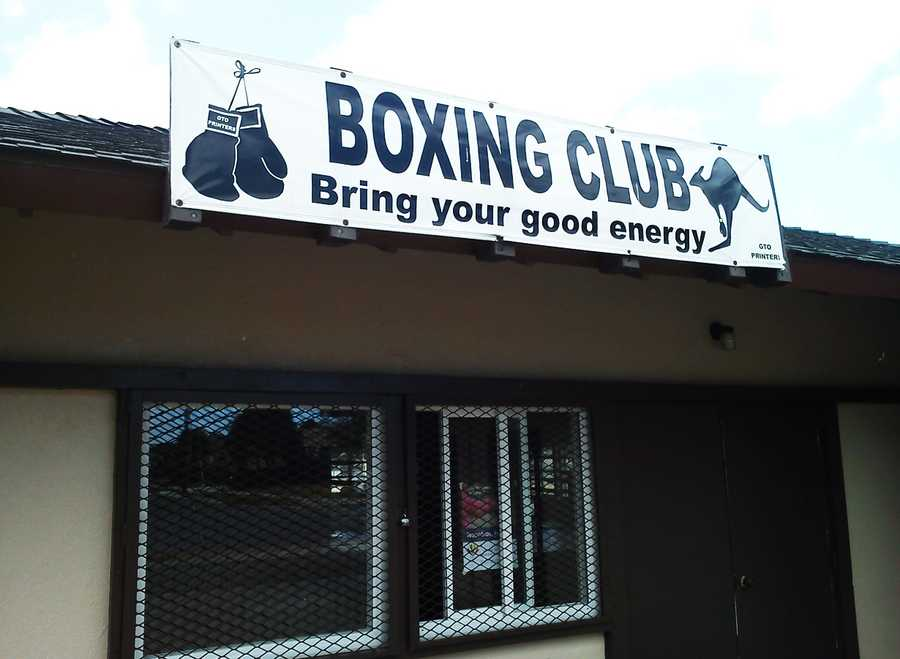 KSBW interviewed Lujan last year for a story about teen violence because a shooting happened near his boxing club. Lujan said he helped many at-risk teens stay out of gangs and escape street violence through the sport of boxing.