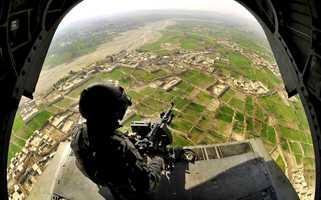 The U.S. War in Afghanistan, formally known as Operation Enduring Freedom, began on Oct. 7, 2001.