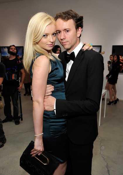 Francesca Eastwood's boyfriend is celebrity photographer Tyler Shields.