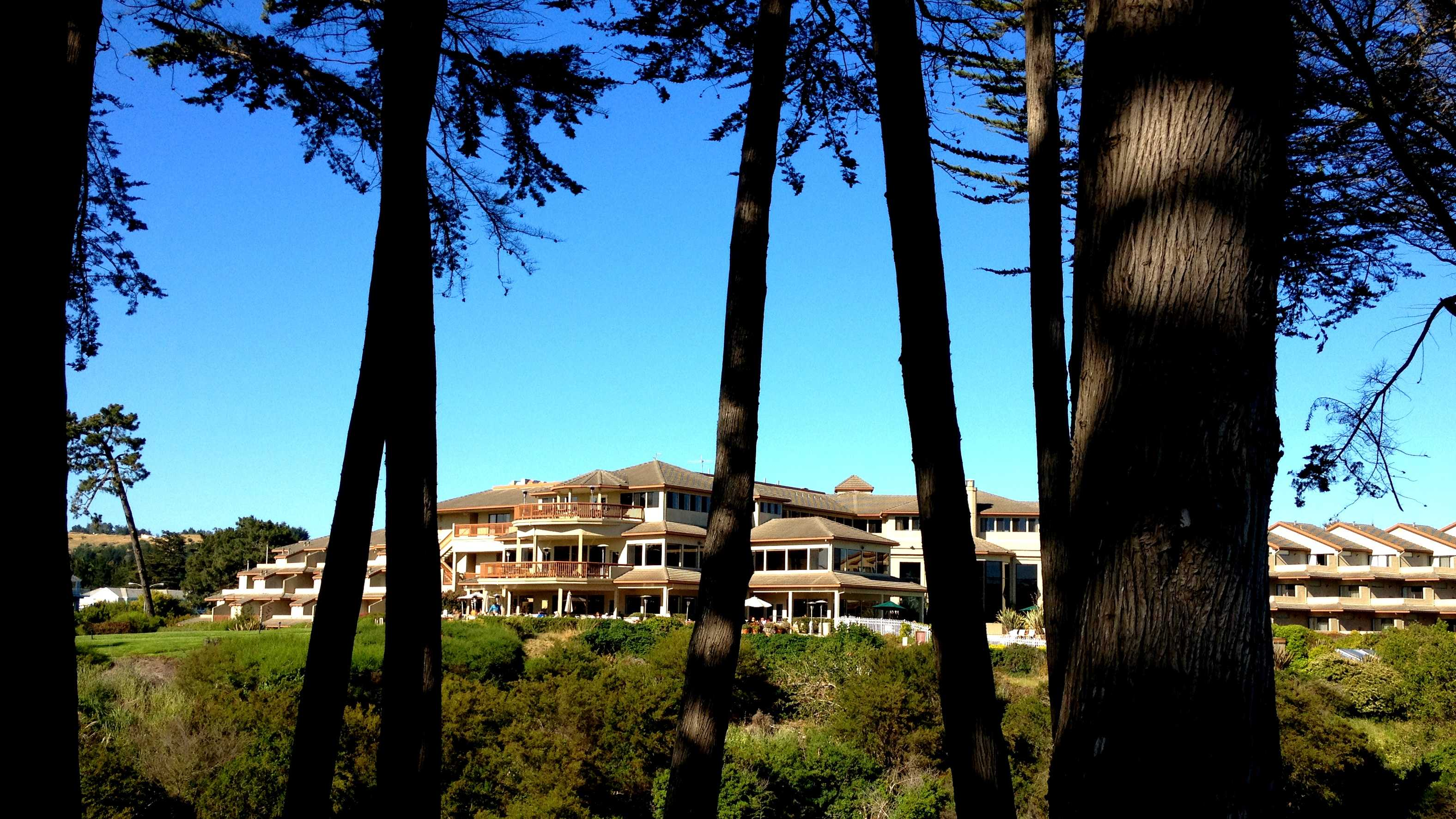 This is the Seascape Beach Resort, a luxury oceanfront hotel in Aptos whereSandoval spent the night with a 21-year-old Santa Cruz County woman.