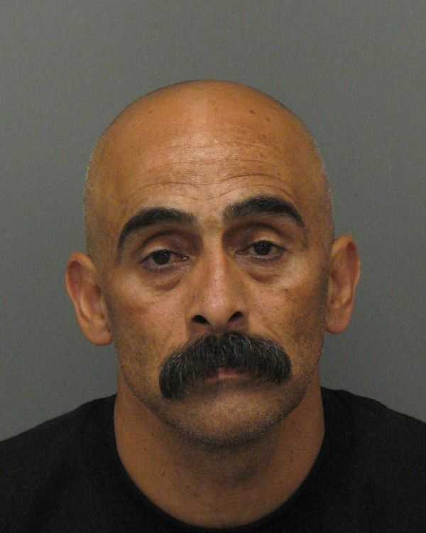 Adolfo Huerta, 45, of Gilroy, is amethamphetamine dealer and was selling drugs out of his house on Carmel Avenue, police said.