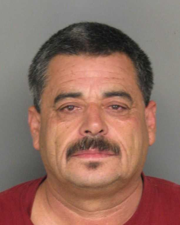 Mario Garcia Castro, 58, is a serial farm tractor thief, deputies said. He was arrested on June 7, after investigators said they discovered he stole tractors and other agricultural equipment from farms throughout Monterey and San Benito counties.
