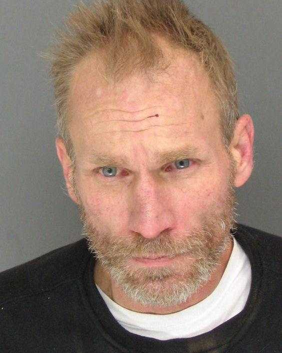 Kenneth Cole, 48, of Felton, is wanted for causing malicious harm to a Santa Cruz police dog.
