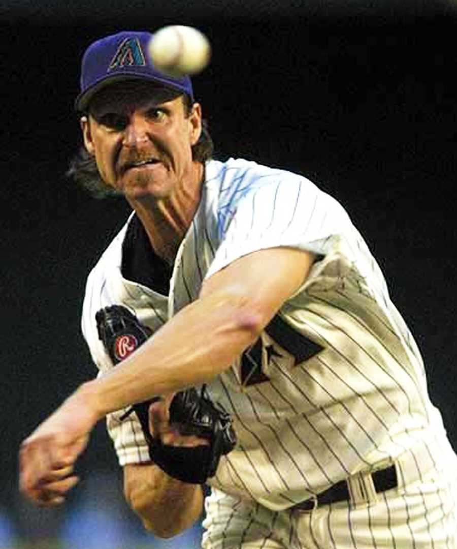 Randy Johnson / 05-18-2004 / Arizona 2, Atlanta 0