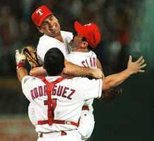 Kenny Rogers / 07-28-1994 / Texas 4, California 0