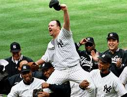 David Wells / 05-17-1998 / New York 4, Minnesota 0