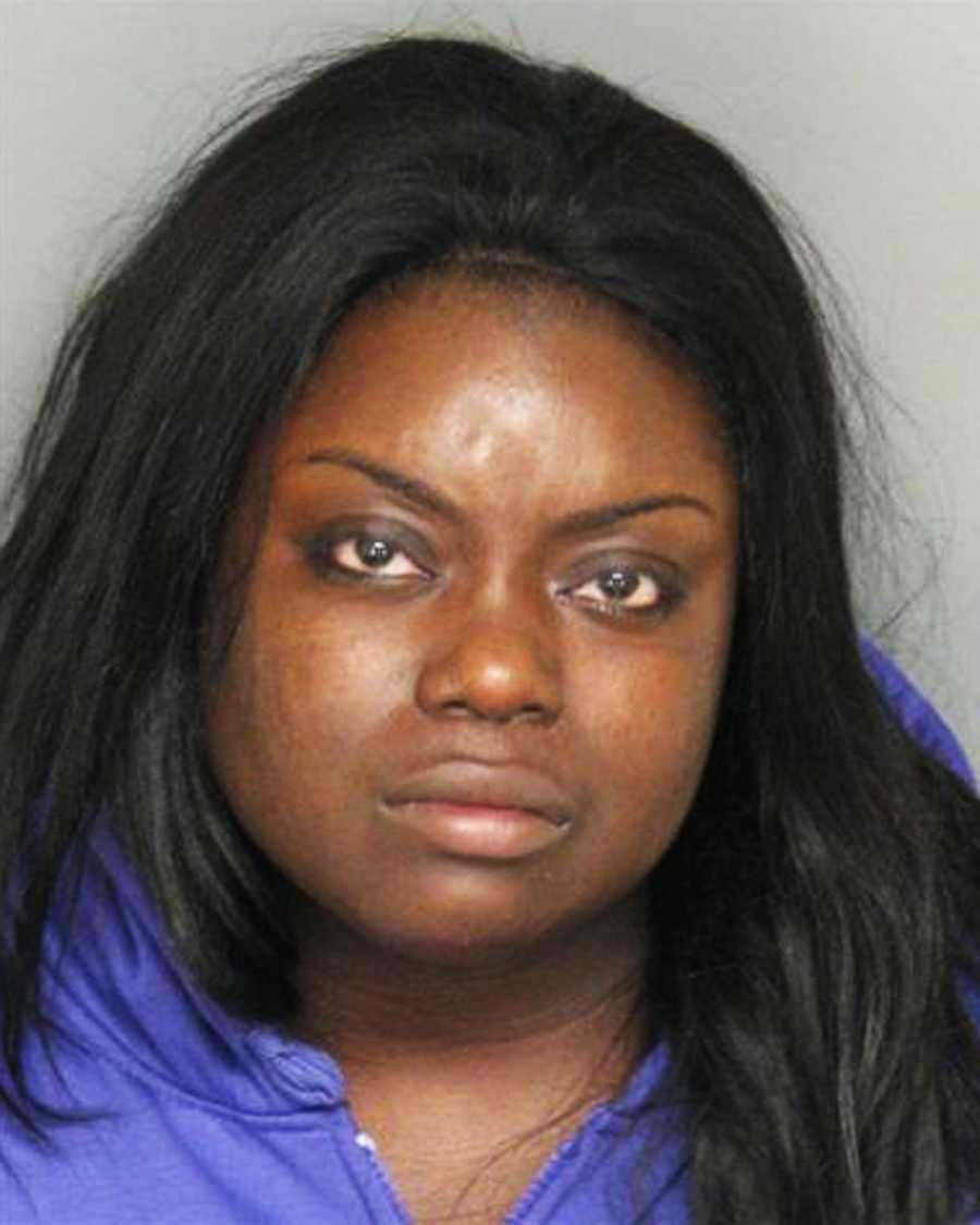 Jazzmin Veronica Lynne Cooper, 24, ofBay Point, Calif.,cloned credit cards for shopping spree splurges that topped hundreds of thousands of dollars, Monterey County Sheriff's deputies said. Cooper was arrested on Highway 1 in Carmel on June 17, 2012.