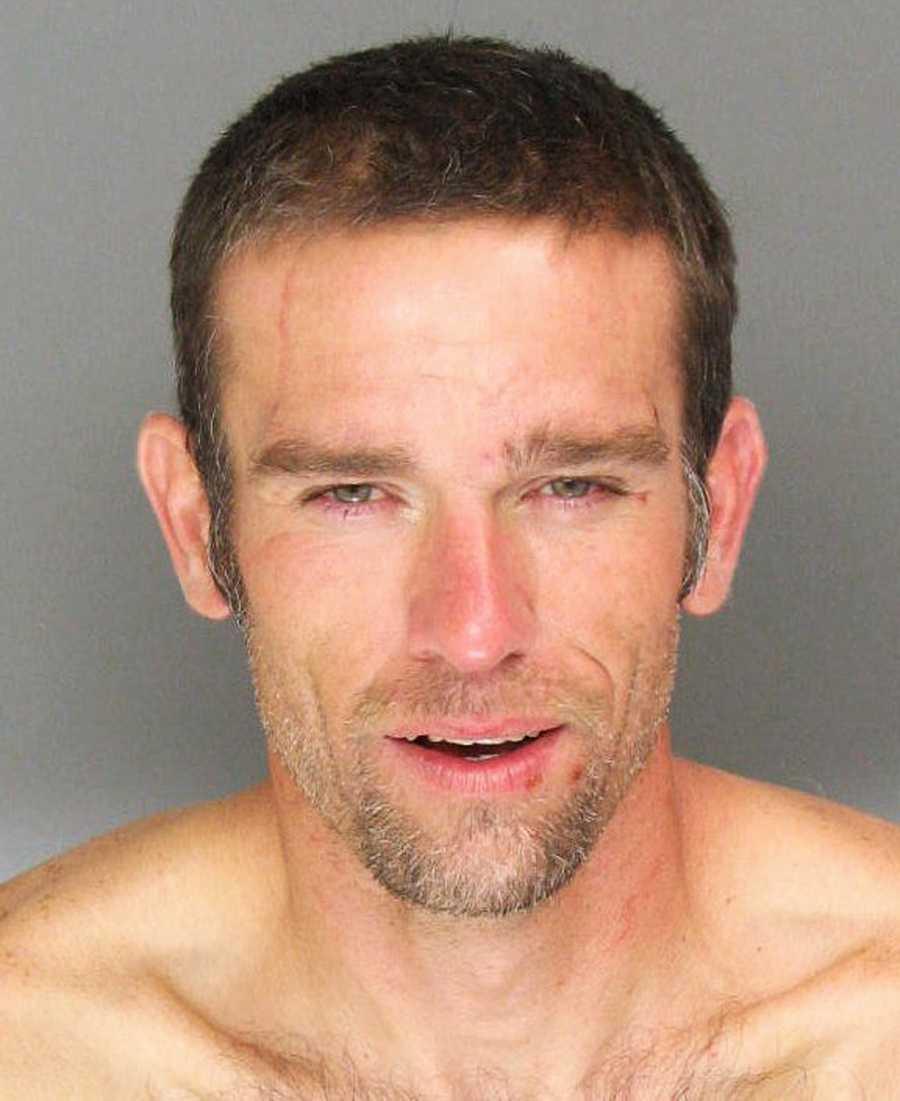 Craig Souza, 34, of Santa Cruz, has been booked into the Santa Cruz County jail 23 times, deputies said. Here are his four most recent mug shots.