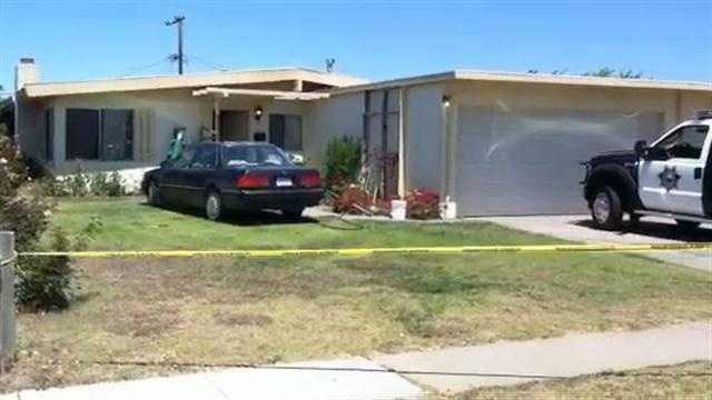 """""""When officers arrived they found two different crime scenes, spanning almost an entire block. The shooting actually occurred at a residence near the intersection of Teton Avenue and Glacier Drive, while a victim was found near the intersection of Teton Avenue and Rainier Drive,"""" Salinas police Sgt. Christopher Lane said.Two others were also shot: Sebastian and a 21-year-old man whose name was not released."""