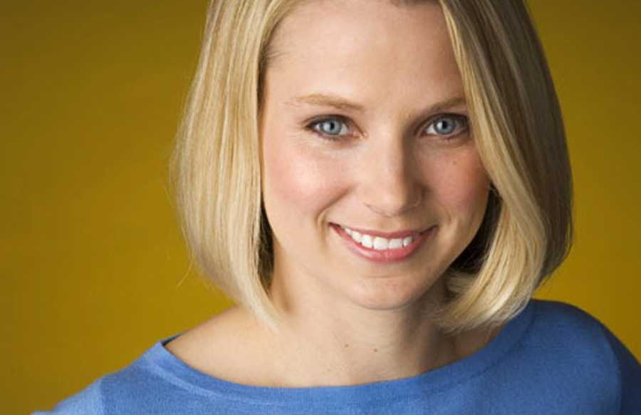Yahoo hired longtime Google executive Marissa Mayer to be its next CEO.