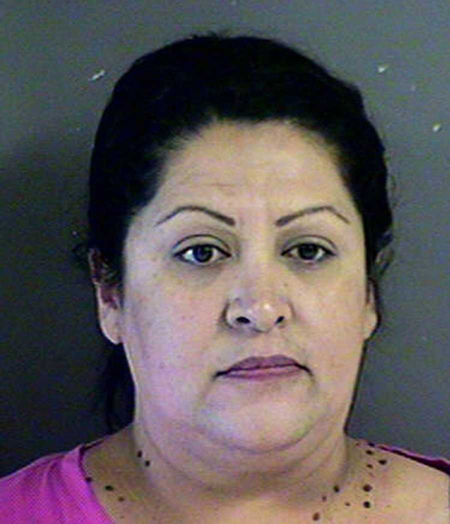 Michelle Diaz stole money from a Hollister youth softball team, police said.