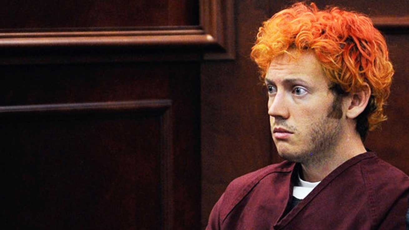 James Holmes (July 23, 2012)
