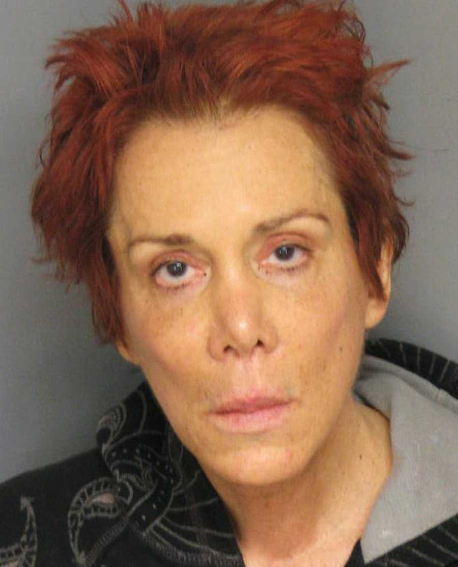Gloria Maria Rosan, 63, of Santa Barbara, lead Monterey County Sheriff's deputies on a 120-mph chase up Highway 101 from King City to Salinas on July 19, officials said.