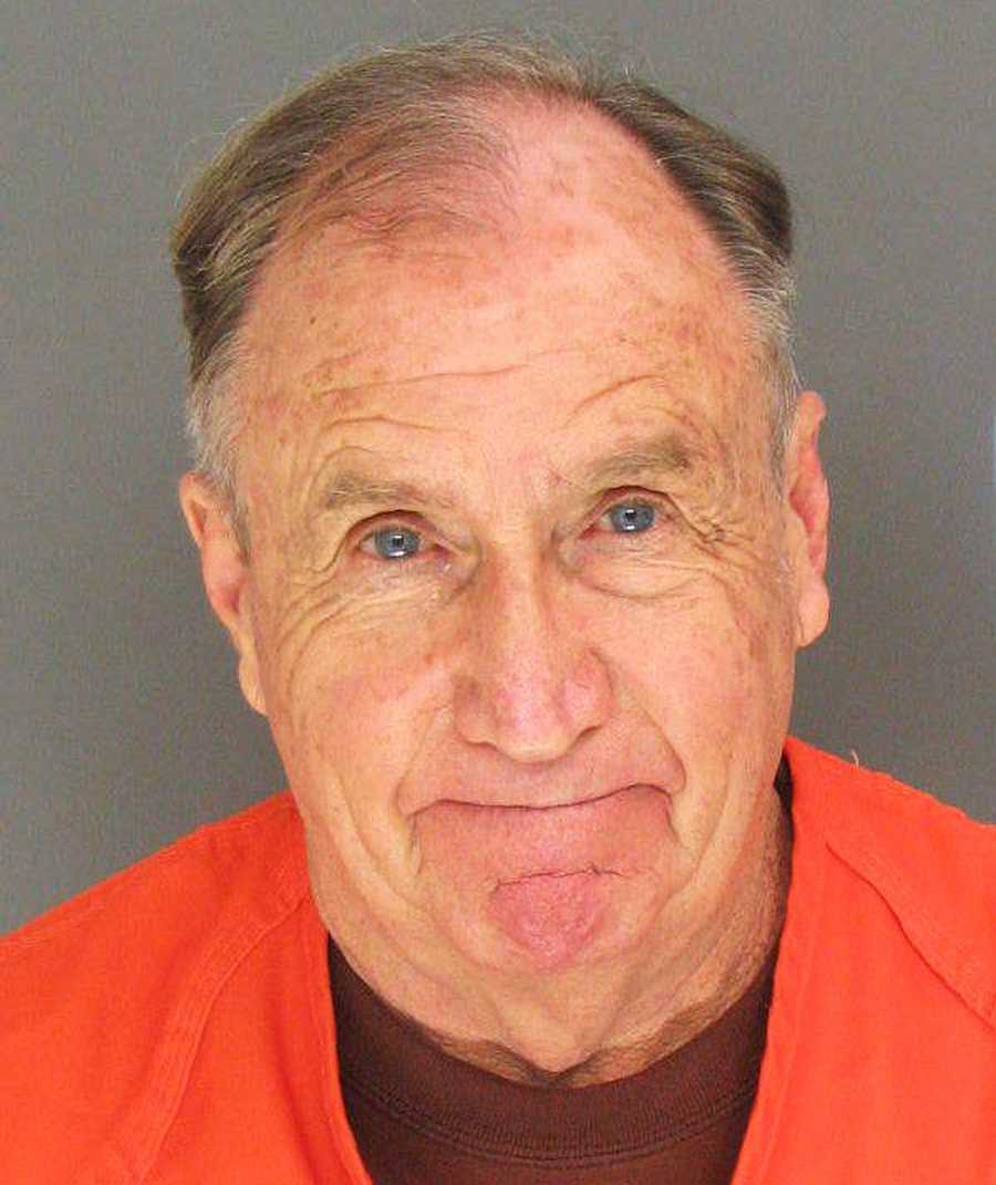 Ronald Bay, 62, of Santa Cruz, is a registered sex offender. He is wanted by the Santa Cruz Sheriff's Office for indecent exposure.