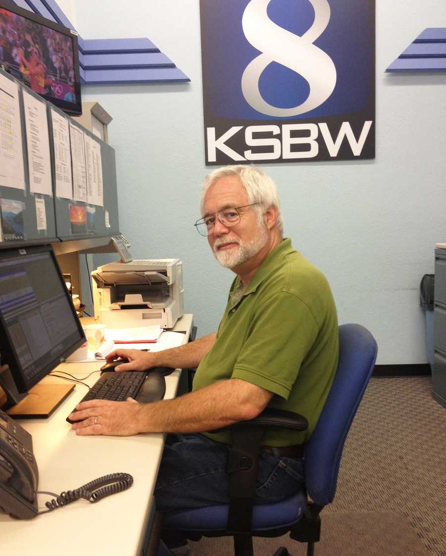 Do you want to be on TV? First you must chat with David Markowitz, KSBW's news assignment desk manager. He will pitch your story in our morning assignment news meeting.