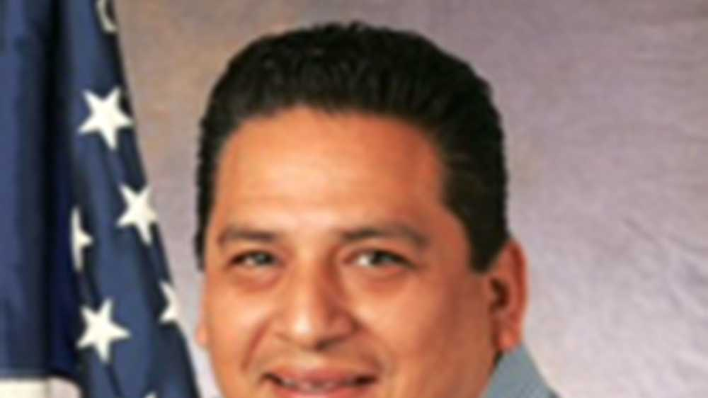 Salinas City Councilman Sergio Sanchez