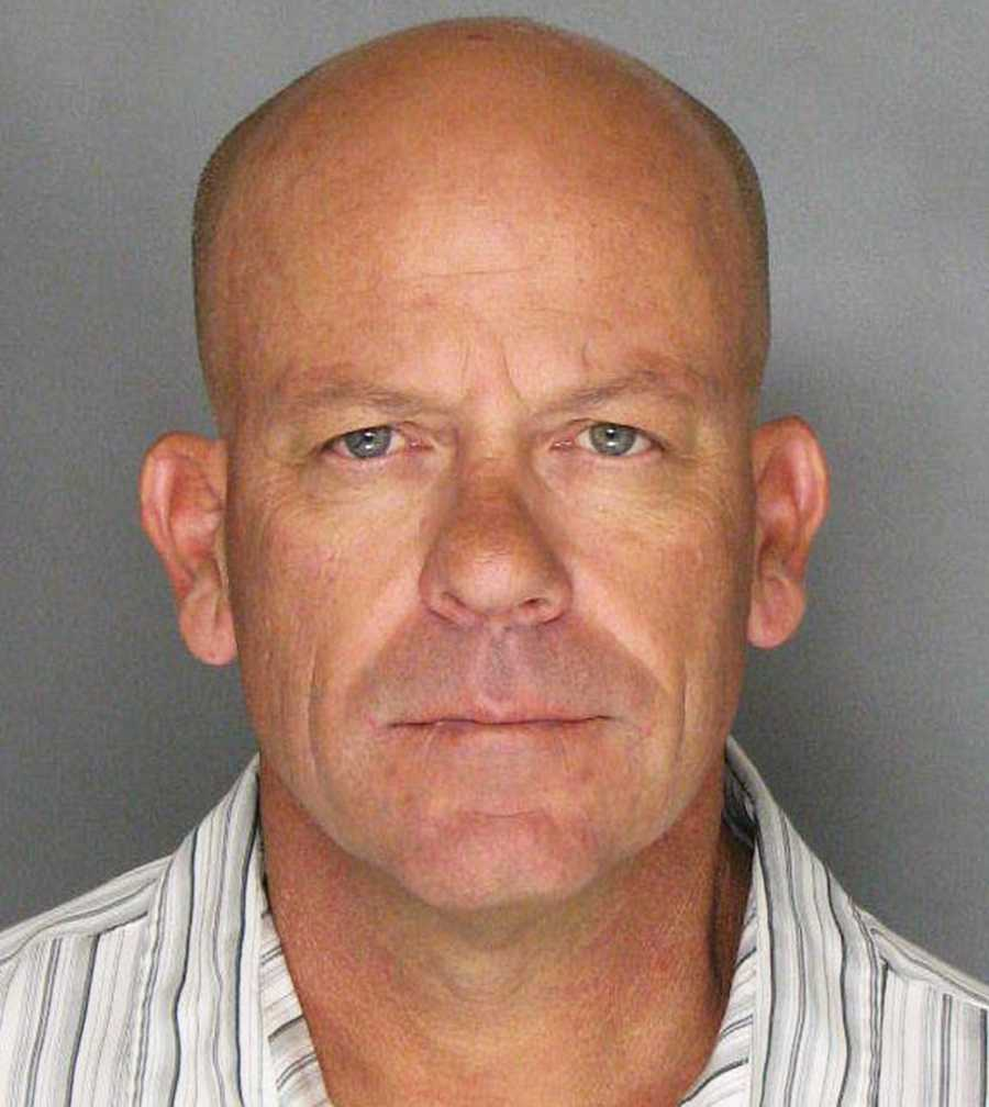 Darren Davis, 47, of Soquel,was arrested for domestic violence and failed to appear in court. He is now on the Santa Cruz County Most Wanted list for August.